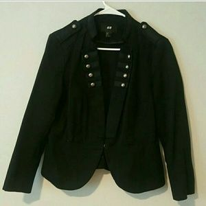 Soldier Style jacket